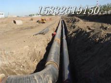 邢台平乡377*7塑套钢地埋式保温管产品要求