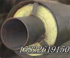 邢臺清河塑套鋼復合聚氨酯保溫管規格型號