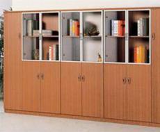柜子定做安裝玻璃門北京辦公家具工廠會議桌