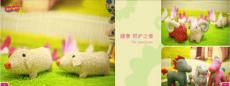 廣州玩具娃娃加盟 朵朵公仔信心保障