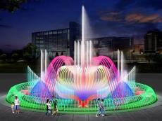 喷泉设计施工安装调试