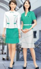 青島工作服廠家青島促銷服定做青島圍裙定做