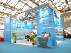 中國國際科學儀器暨實驗室裝備博覽會搭建
