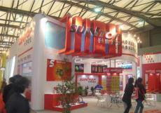 首屆中國西北義齒加工展覽會搭建