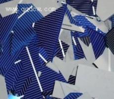 求購太陽能電池片 IC小方片 藍膜片