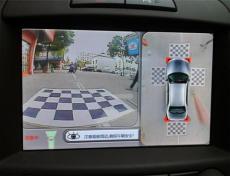 360度全景行車記錄儀 全景行車輔助系統