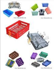 日用品模具銷售大容量注塑塑料筐模具