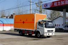 國四東風爆破器材運輸車 3.8噸 防爆車