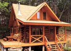防腐木屋建造 芬蘭木木建造 小木屋建造