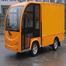 萬山紅電動廂式貨車