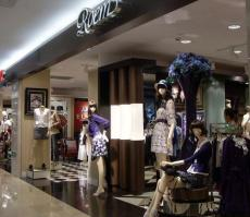 成都時尚女裝店裝修設計 專業服裝店裝修設