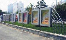 鄭州宣傳欄 鋁合金宣傳欄 鄭州不銹鋼宣傳欄