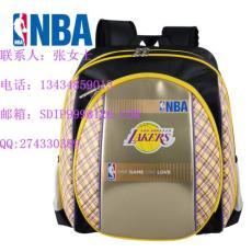 供应新款NBA书包 男女通用版小学生书包背包