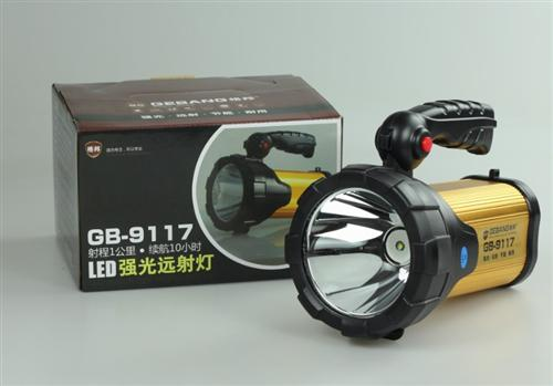led强光头灯