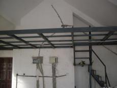 通州区马驹桥专业安装钢结构阁楼公司
