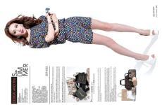 廣州時尚女裝加盟品牌 金姿萊女裝錢程似錦