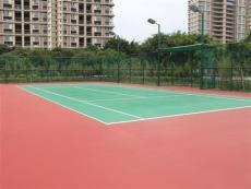 湖南硅pu塑胶网球场材料施工