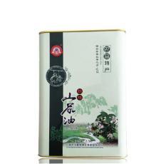 廣西巴馬優質山茶油鐵罐裝2.5L/罐