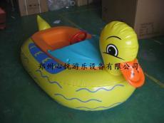动物造型卡通水上碰碰船游艺设施