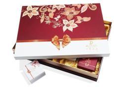 河南月餅包裝盒 高檔月餅盒設計