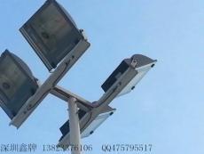 深圳篮球场灯柱尺寸