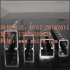 广东NO1优质镀锌方管厂/南宁镀锌C型钢方管