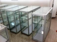 深莞惠高价收购玻璃柜 珠宝柜 展示柜
