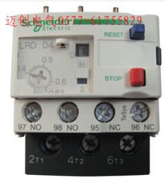 销售LRD-04C热过载继电器0.4-0.63A
