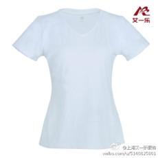 定做全棉圓領T恤衫 t恤衫生產廠家