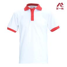 上海订做polo衫 翻领t恤polo衫
