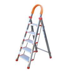 家用梯子廠家 圓管特寬防滑家用梯