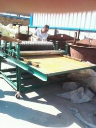 喀什高效玻璃棉切条机